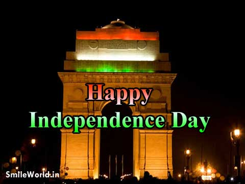 New Happy Independence Day English Wishes Images