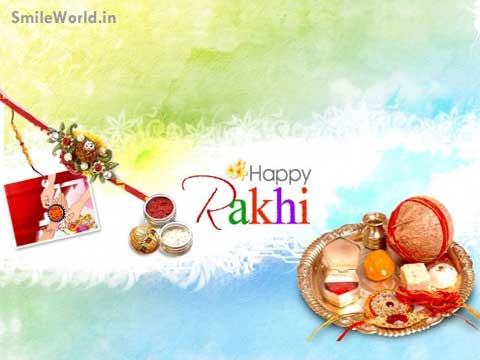 Rakhi Wishes and Greeting Cards for Whatsapp