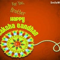 for You Brother Happy Raksha Bandhan Images
