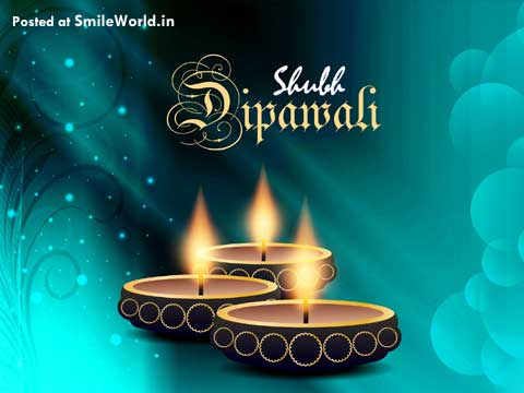 Shubh Diwali Wishes in Hindi for Facebook Status Update