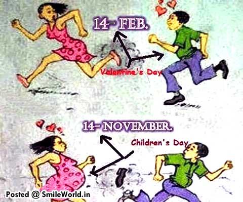 Funny Valentine Day Girlfriend Boyfriend Pictures