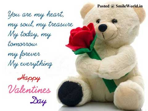 Happy Valentines Day My Sweet Wife Images Wishes