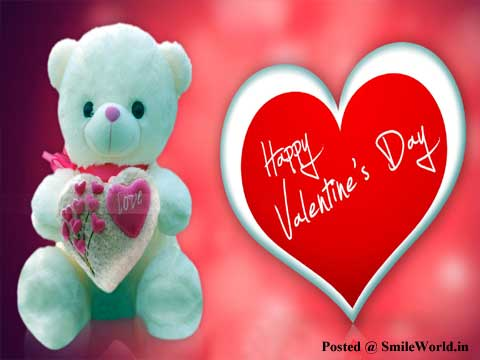 Happy Valentines Day Teddy Bear Images