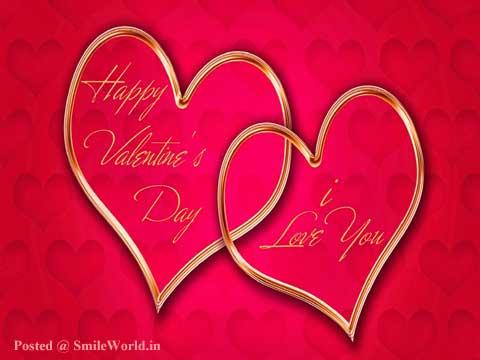 I Love You Happy Valentine Day