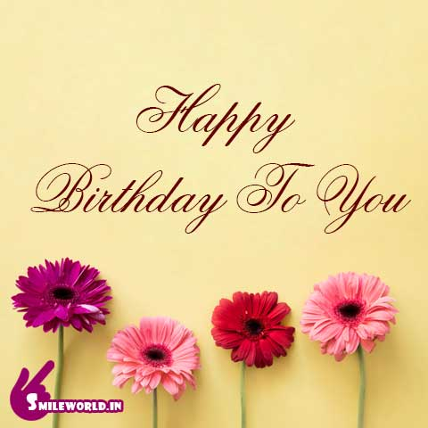 Happy Birthday To You Images for Facebook Status