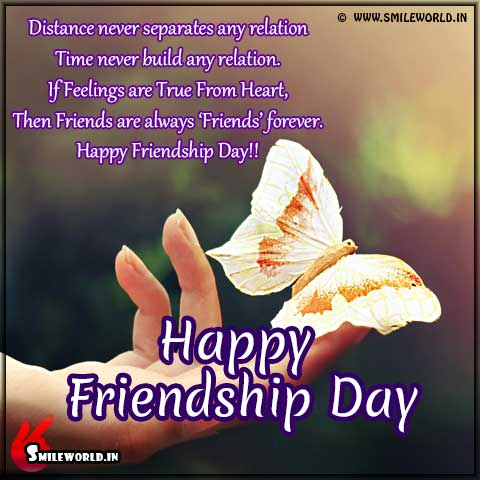 Happy Friendship Day Image Messages for Friends