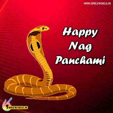 Happy Nag Panchami Greetings Images for Facebook Status
