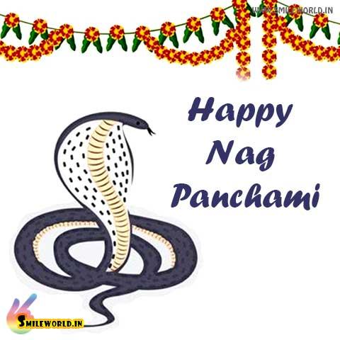 Happy Nag Panchami Wallpper