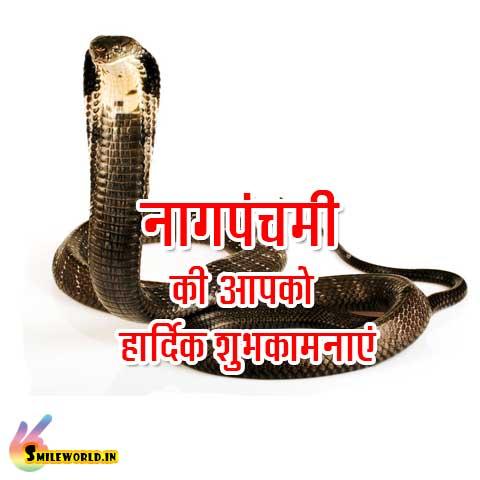 Nag Panchami Wishes in Hindi Images Status