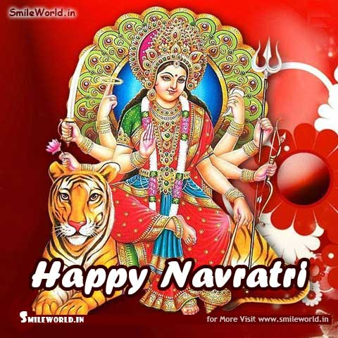Download Happy Navratri Wallpaper