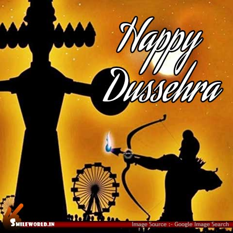 Happy Dussehra Images for Facebook Status