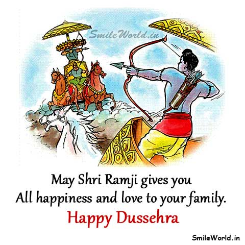 Happy Dussehra Latest Images