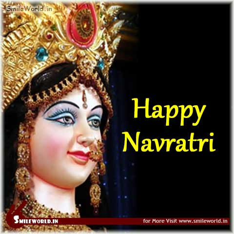 Latest Navratri Wallpaper Picture Status for Whatsapp