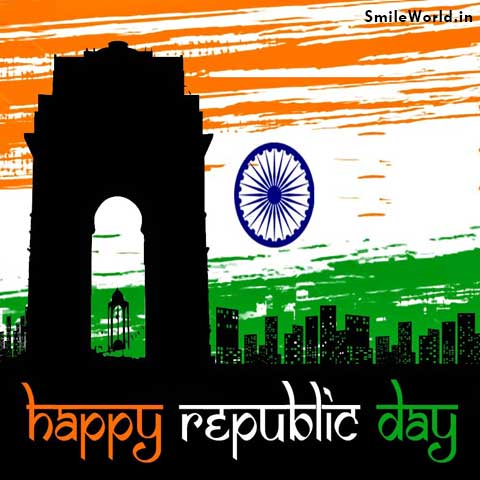 26 Jan Happy Republic Day Wishes Status Images