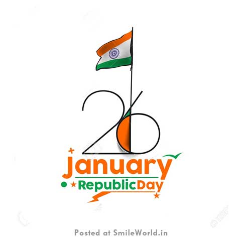 26 January Republic Day Wishes Status for Whatsapp
