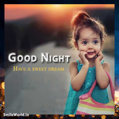 Good Night Have A Sweet Dream Image