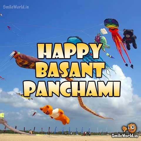 Happy Basant Panchami Greeting Cards