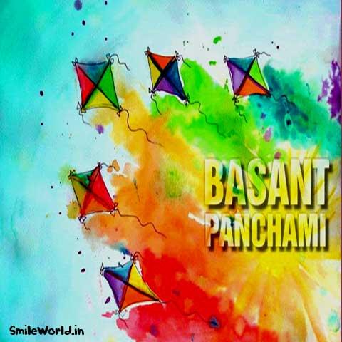 Happy Basant Panchami Greetings in Hindi