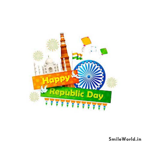 Happy Republic Day Pictures Quotes in Hindi