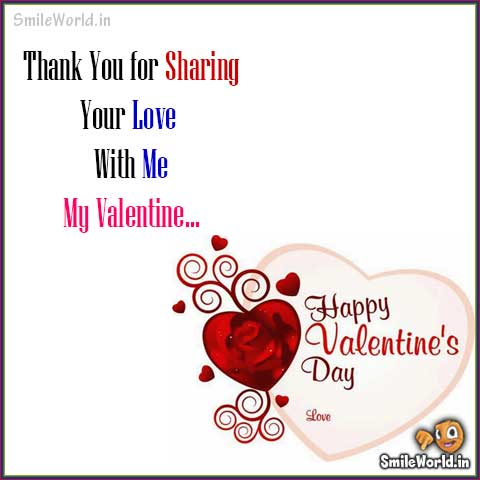 Happy Valentine Day Cute Wishes for Girlfriend