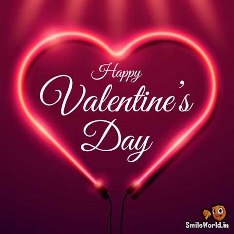 Happy Valentine Day Image Status for Whatsapp