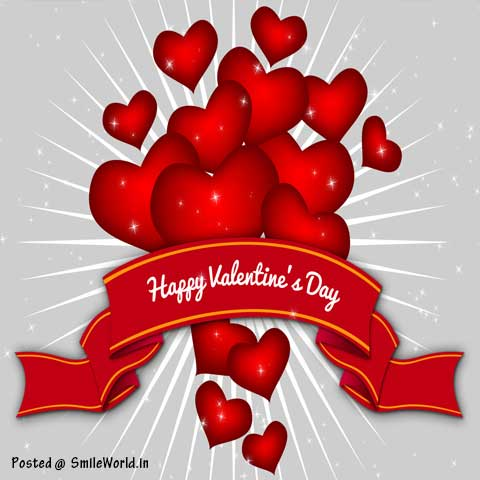 Happy Valentine Day Images for Friends