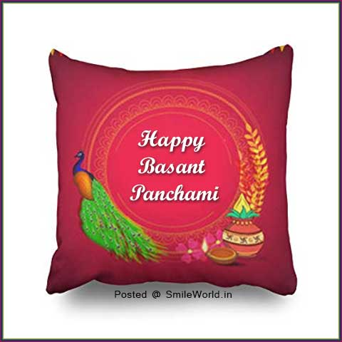 New Images of Basant Panchami Wishes in Hindi