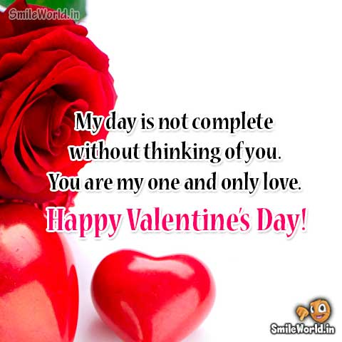 Valentine Day Wishes for Girlfriend Images Status