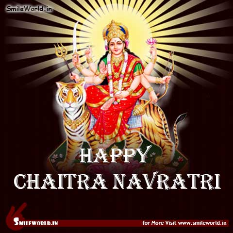 Chaitra Navratri Wishes in Hindi With Images