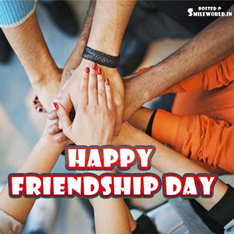 Friendship Day Image Status for Whatsapp