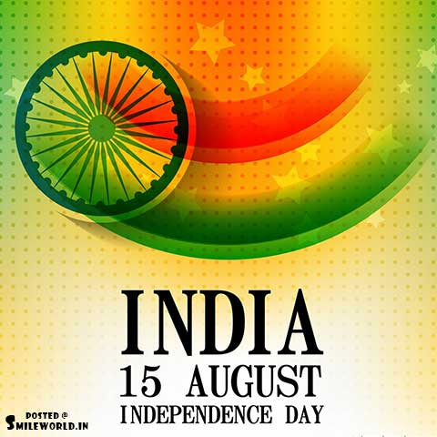 India Happy Independence Day Image Status
