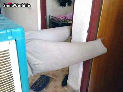 Funny Desi Cooler Jugaad Garmi Ke Dino Main