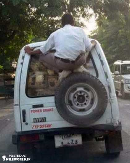 Funny Photos It Happens Only in India