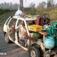 It Happens Only in India Funny Images