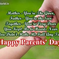 Best Parents Day Wishes and Greetings Images