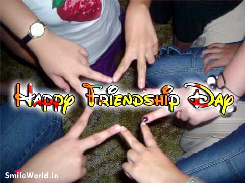 Greeting Cards for Friendship Day Wallpapers Images