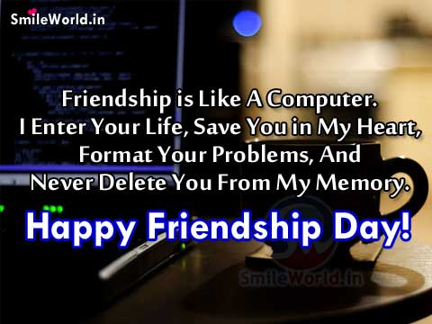 Happy Friendship Day Best Greetings Cards for Facebook