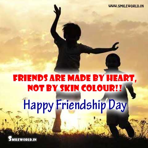 Happy Friendship Day Best Quotes in English With Images