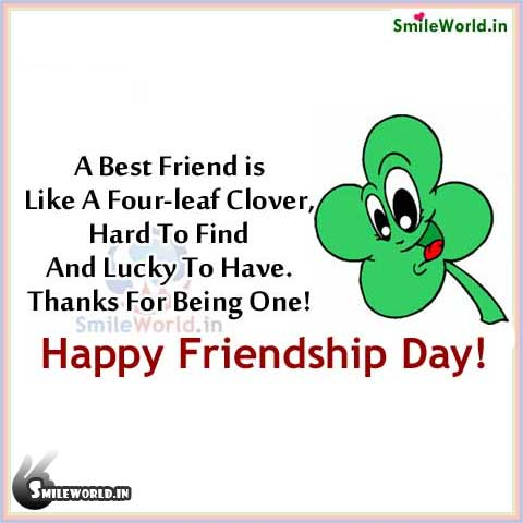 Happy Friendship Day Images and Greeting Cards Pic SMS