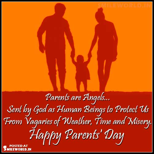 Happy Parents Day Greeting Cards Wishes