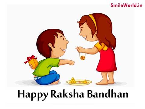 Happy Raksha Bandhan Greetings for Facebook