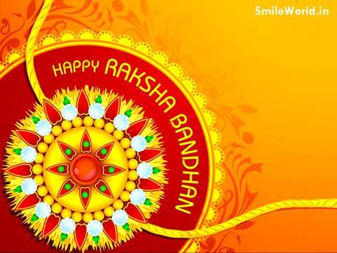 Latest Happy Raksha Bandhan Wallpapers for Facebook