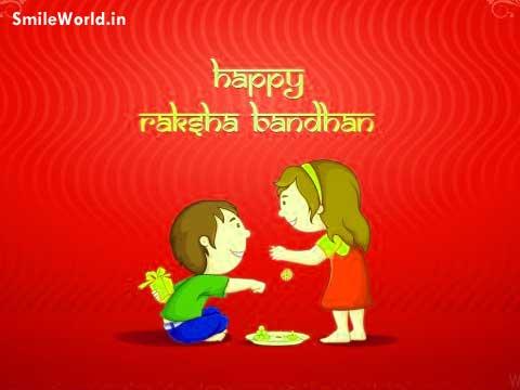 Raksha Bandhan Greeting Cards Wishes