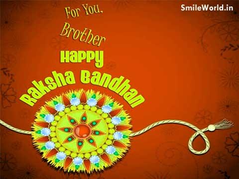for You Brother Happy Raksha Bandhan Images