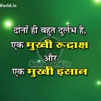 Double Faced Person Insaan Quotes in Hindi
