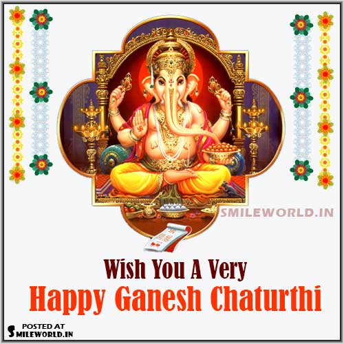 Happy Ganesh Chaturthi Images for Facebook