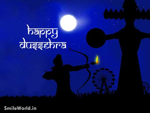 Happy Dussehra Hindi Greetings Cards