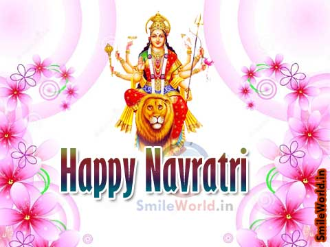Shubh navratri images and greeting cards in hindi wallpapers latest happy navratri wishes in hindi greeting card images m4hsunfo