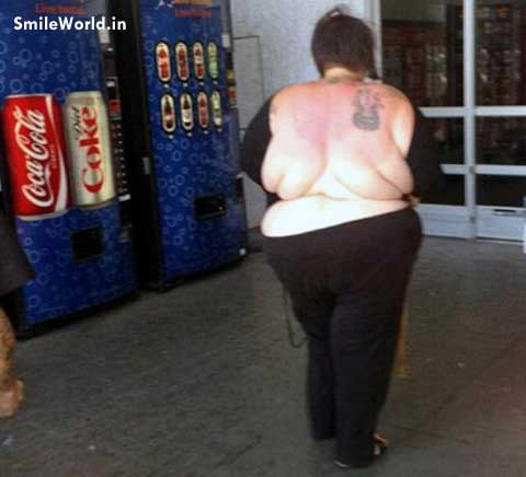 Overweight Woman Funny Photos