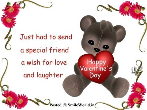Happy Valentines Day My Best Friend Greeting Cards